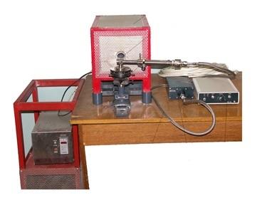 Установка для калибровки пирометра