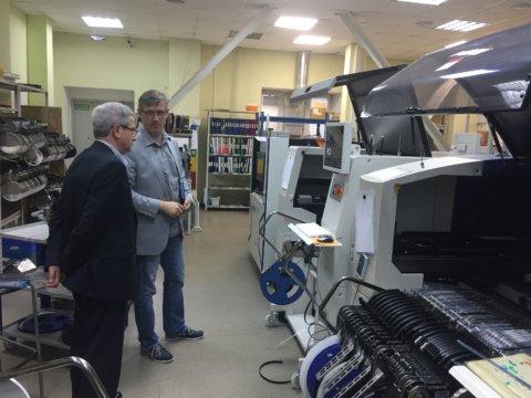 Производство приборов КИПиА