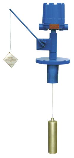 Сигнализатор (реле) уровня поплавковый А15