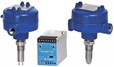 Термодифференциальные сигнализаторы уровня и расхода Thermatel TG1/TG2