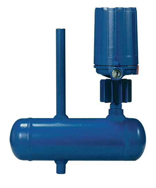 Сигнализатор (реле) уровня для высоких давлений и температур В40