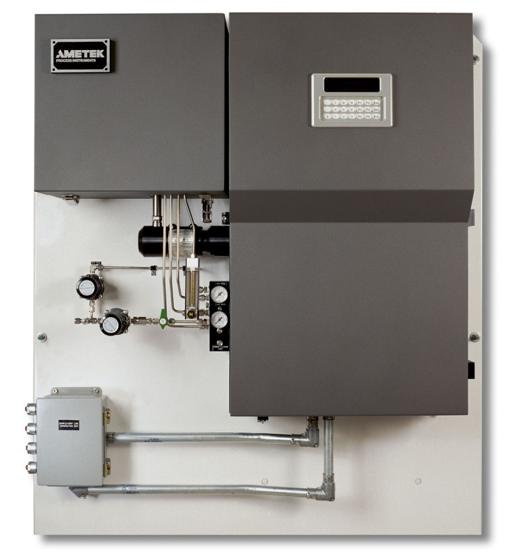 Анализатор H2S в газе хранилищ жидкой серы модель 930