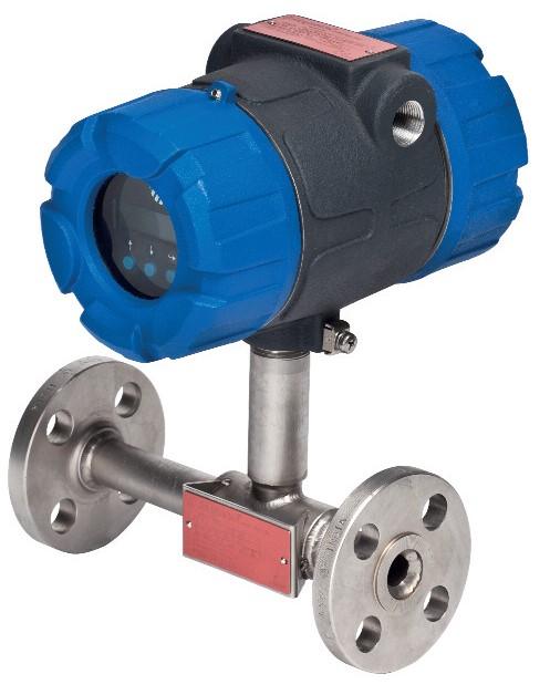 Массовый расходомер на газ Thermatel Enhanced TA2 с сенсором и расходомерной вставкой