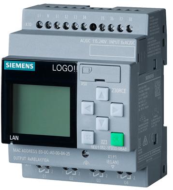 Логические модули Logo Siemens