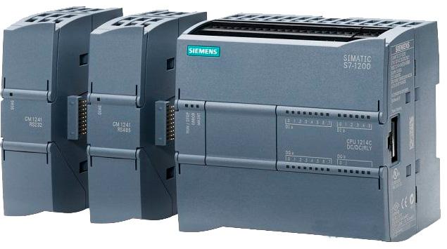 Контроллер Siemens S7-1200