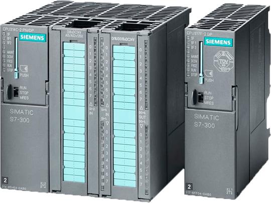 Контроллер Siemens S7-300