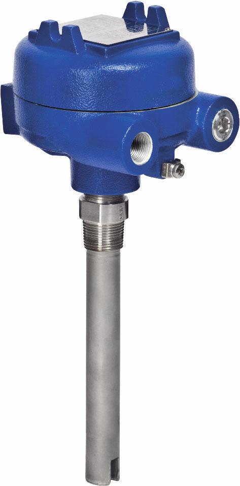 Ультразвуковой сигнализатор уровня Echotel 910