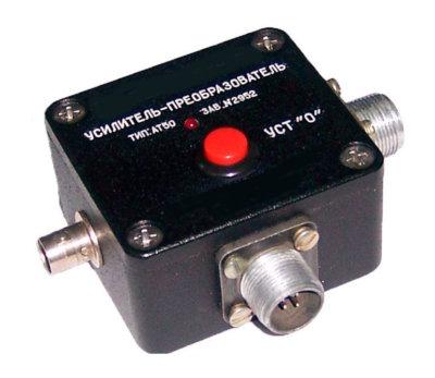 Усилитель измерительный АТ50