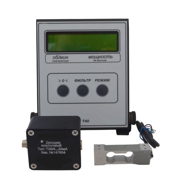 Силоизмерительный датчик СТ1 с блоком индикации